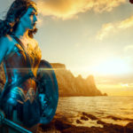 Wonder woman - I must save the world from evil